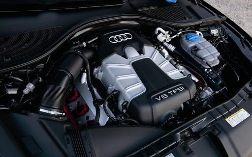 Описание двигателей второго поколения Audi A7