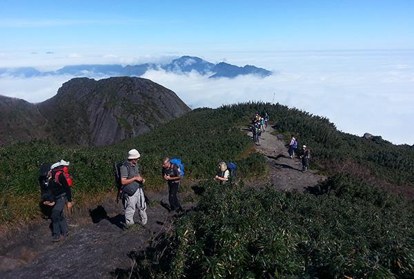 kinh nghiệm leo núi fansipan