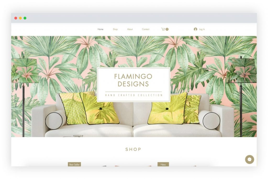 vibrant-online-store-template