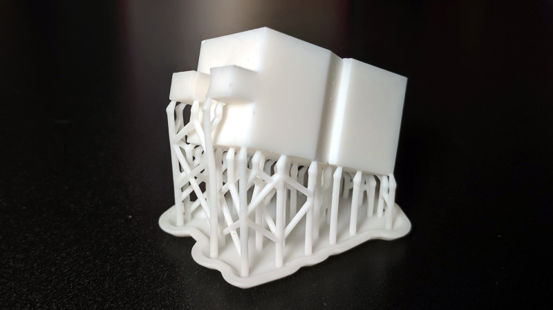 3D printer supports