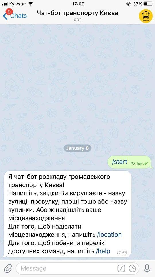 Telegram, чат-бот телеграм