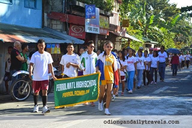 Life Back Home – Palarong Pambayan Parade 2014