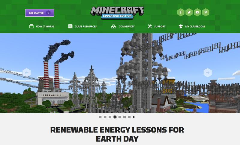 Minecraft y su plataforma de gamificación