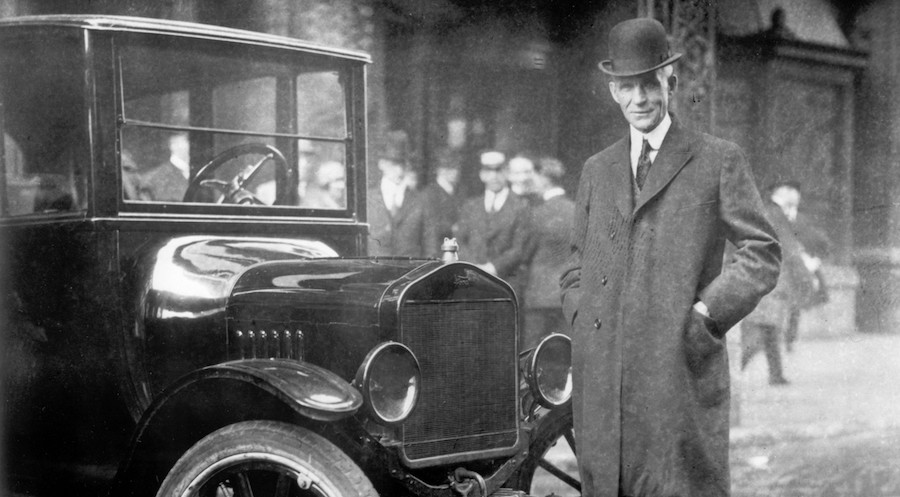 henry ford greatest marketers