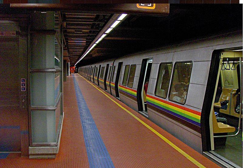 Estación Bello monte metro de Caracas 3.jpg
