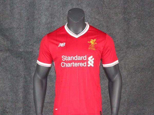 Áo bóng đá câu lạc bộ Liverpool