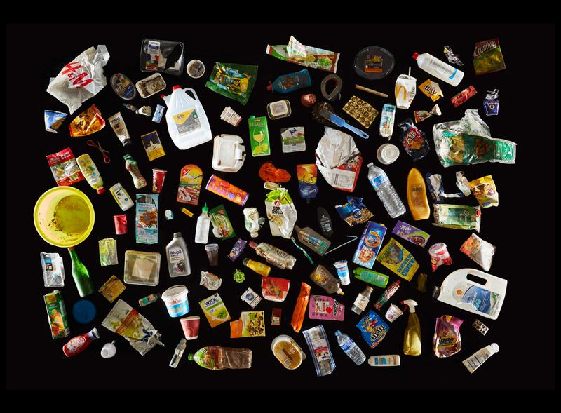 ¿Cuánto plástico tienes en casa?