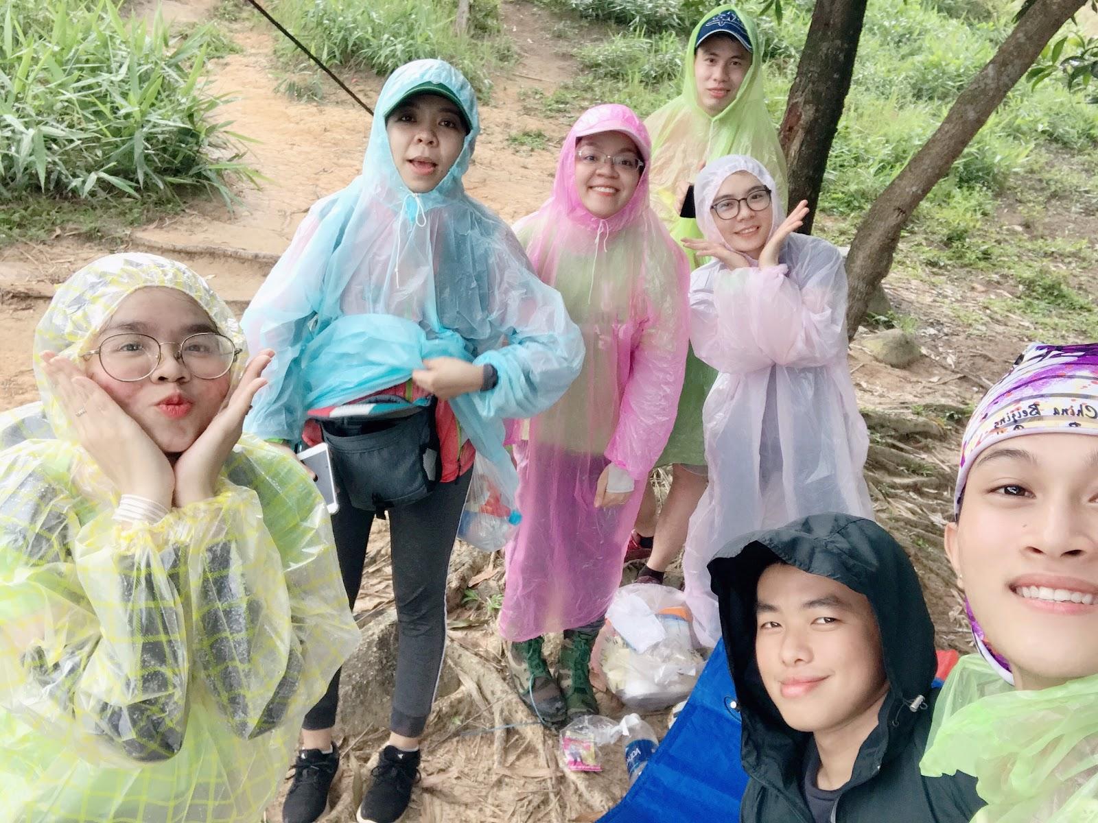 Team Prosumer chinh phục đỉnh núi Chứa Chan - Gia Lào