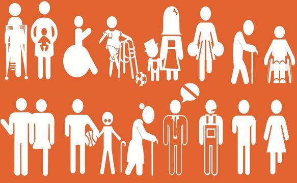 Resultado de imagem para dia nacional da luta da pessoa com deficiência