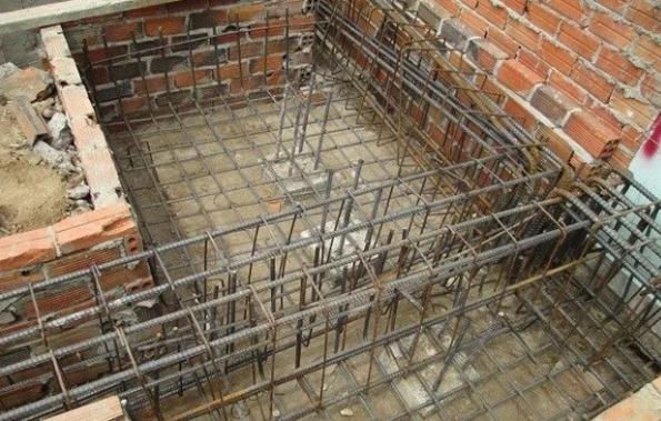 Khảo sát móng nhà khi nâng tầng