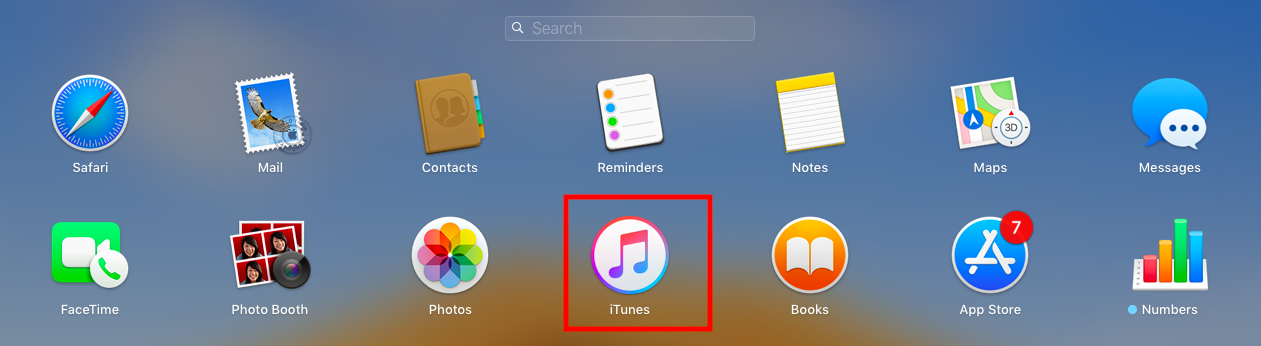 Connect iPhone to PC using the USB cable and start iTunes