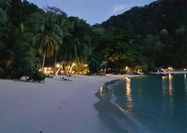 Tenggol Coral Beach Resort.