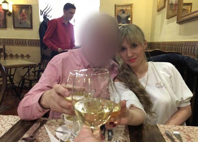 Irina and James