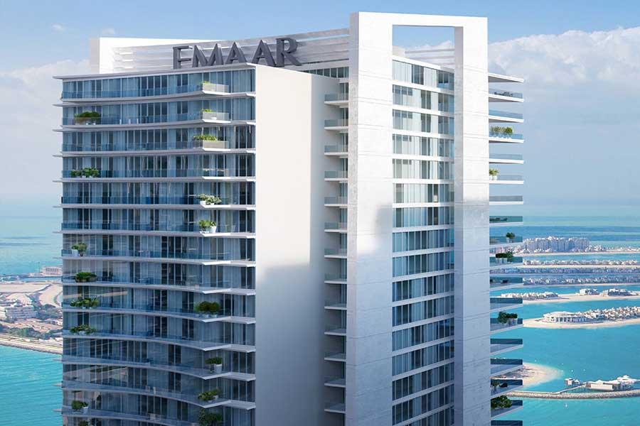 Top 5 luxury apartments projects in Dubai