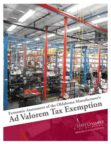 2014 Ad Valorem Study Cover Photo
