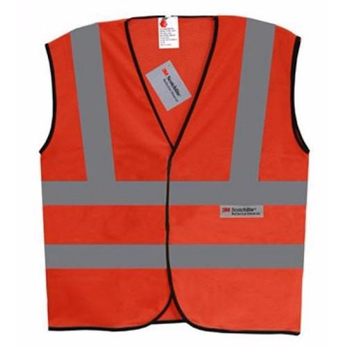 Áo ghile phản quang dễ dàng và tiện lợi hơn trong sử dụng