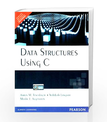 Data structure using c & c++, 2nd ed: augenstein & tenenbaum.