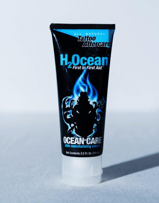 Kem dưỡng ẩm cho hình xăm H2Ocean Ocean Care Skin Moisturizing Cream
