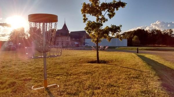 Nordisc Disc Golf-Anlage Kaltehofe