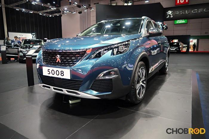 Peugeot 5008 หล่อหรูสไตล์ยุโรป