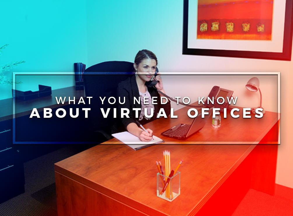 Know About Virtual Offices