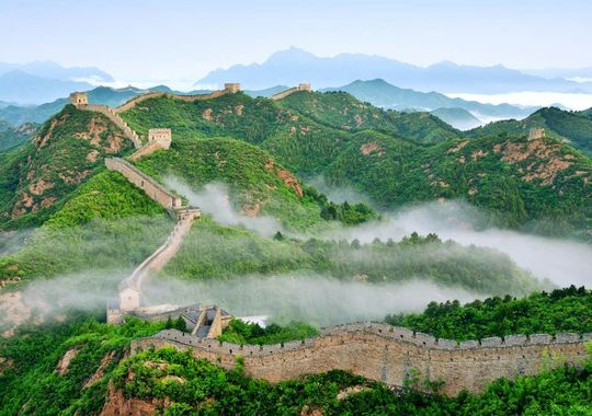 Best Time to Visit China Great Wall