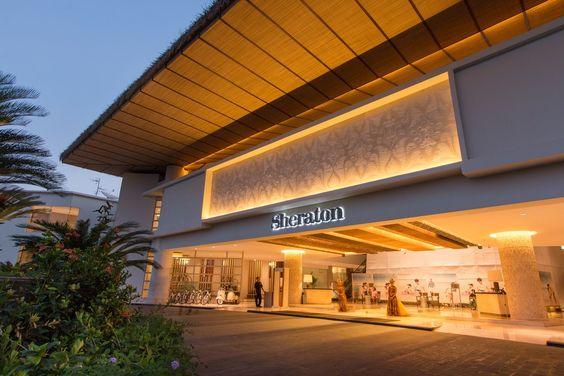 Sheraton in Bali,