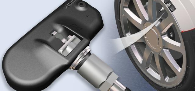 system kontroli ciśnienia continental