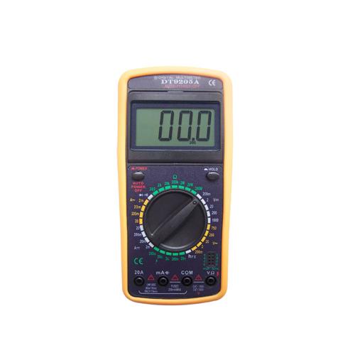 Đồng hồ vạn năng DT9205A - Linh kiện điện tử Vietnic
