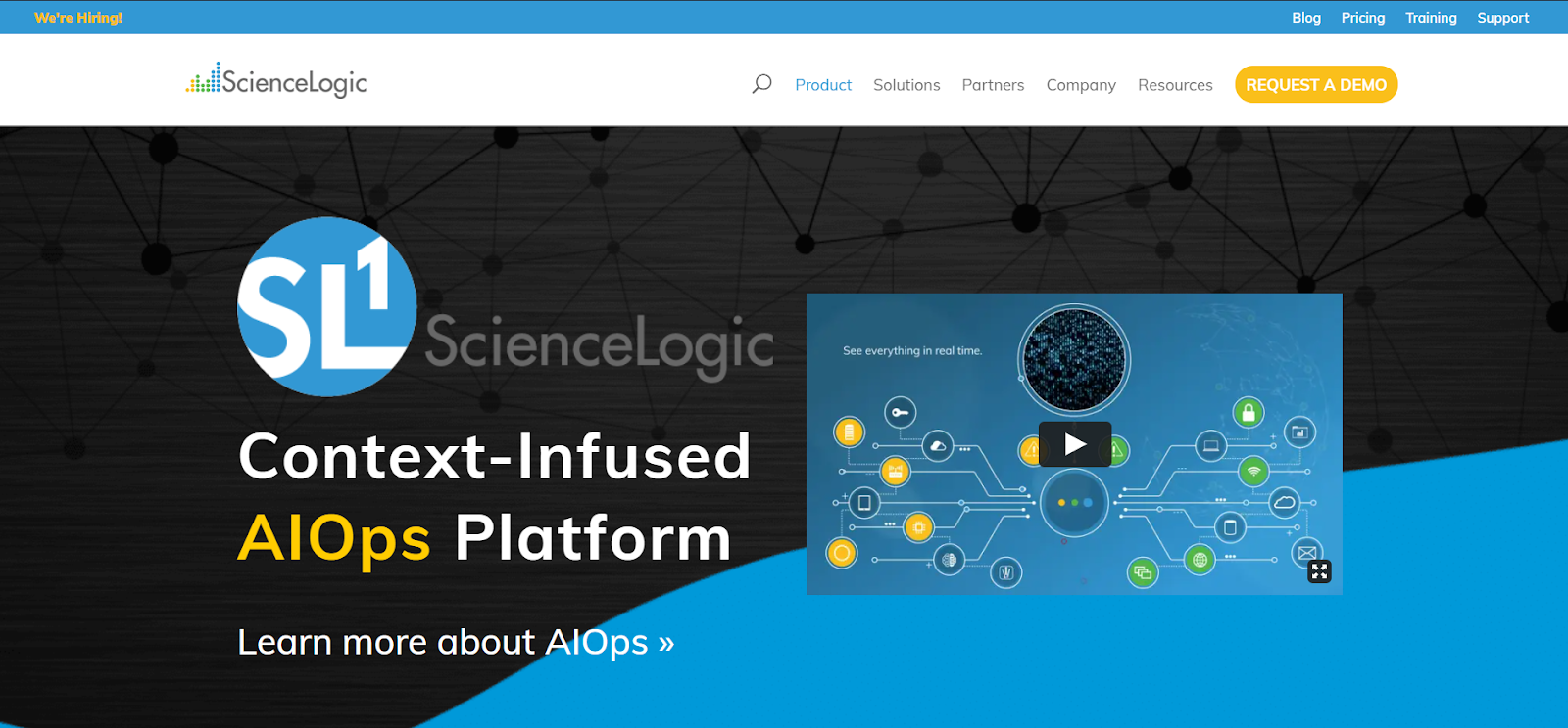 Sciencelogic Server monitoring software
