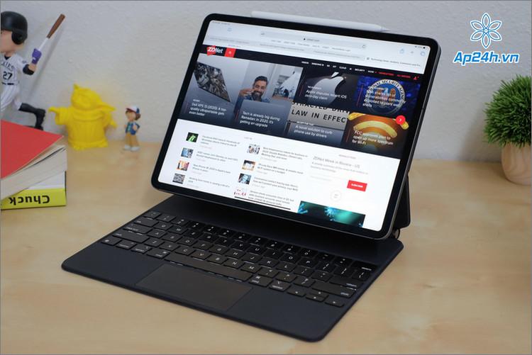 iPad Pro có hiệu năng tốt nhất nhưng cũng đắt nhất