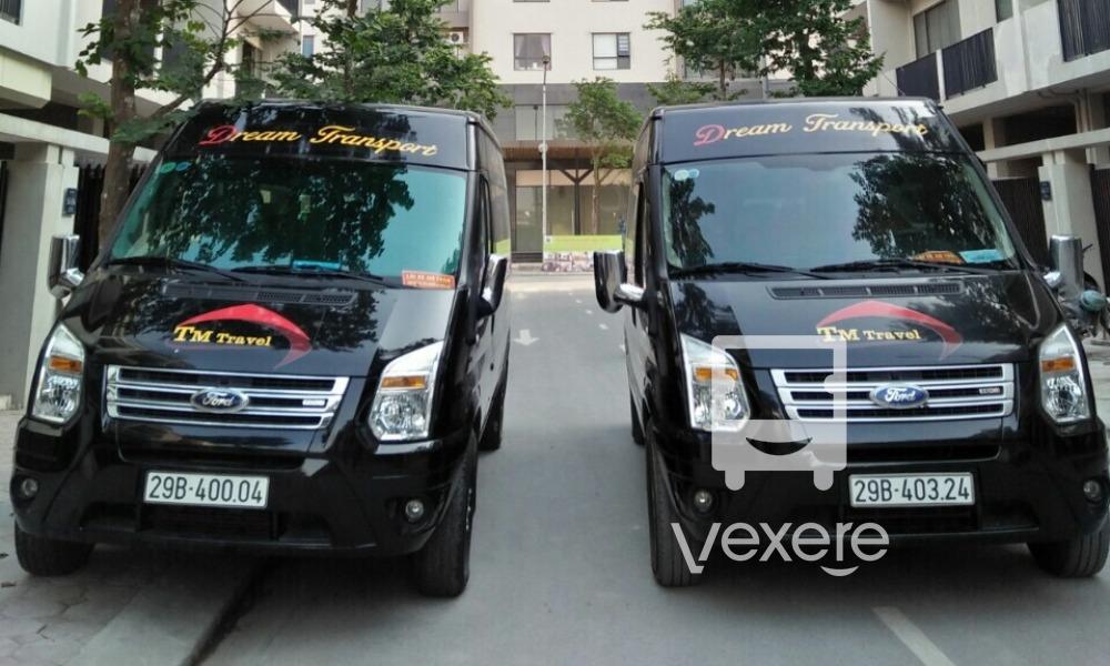 Dream Transport Limousine đi Quảng Ninh
