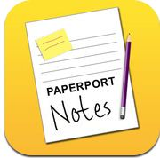 Making iPad & Google Docs work with Paperport Notes