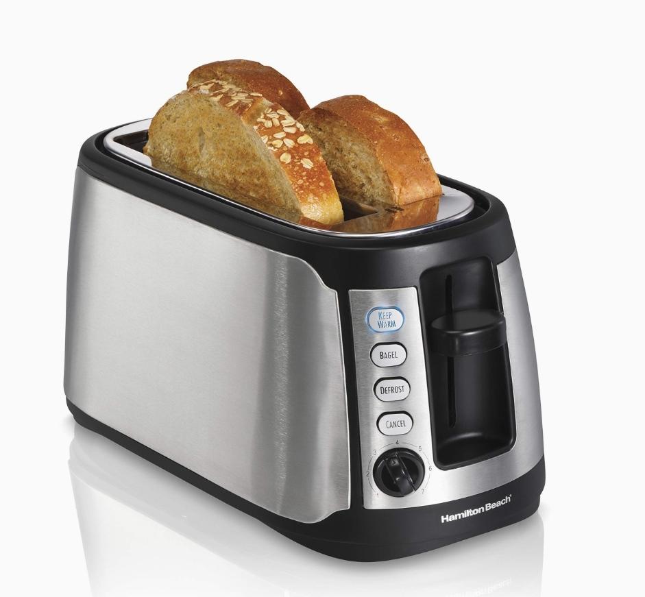 best long slot toaster