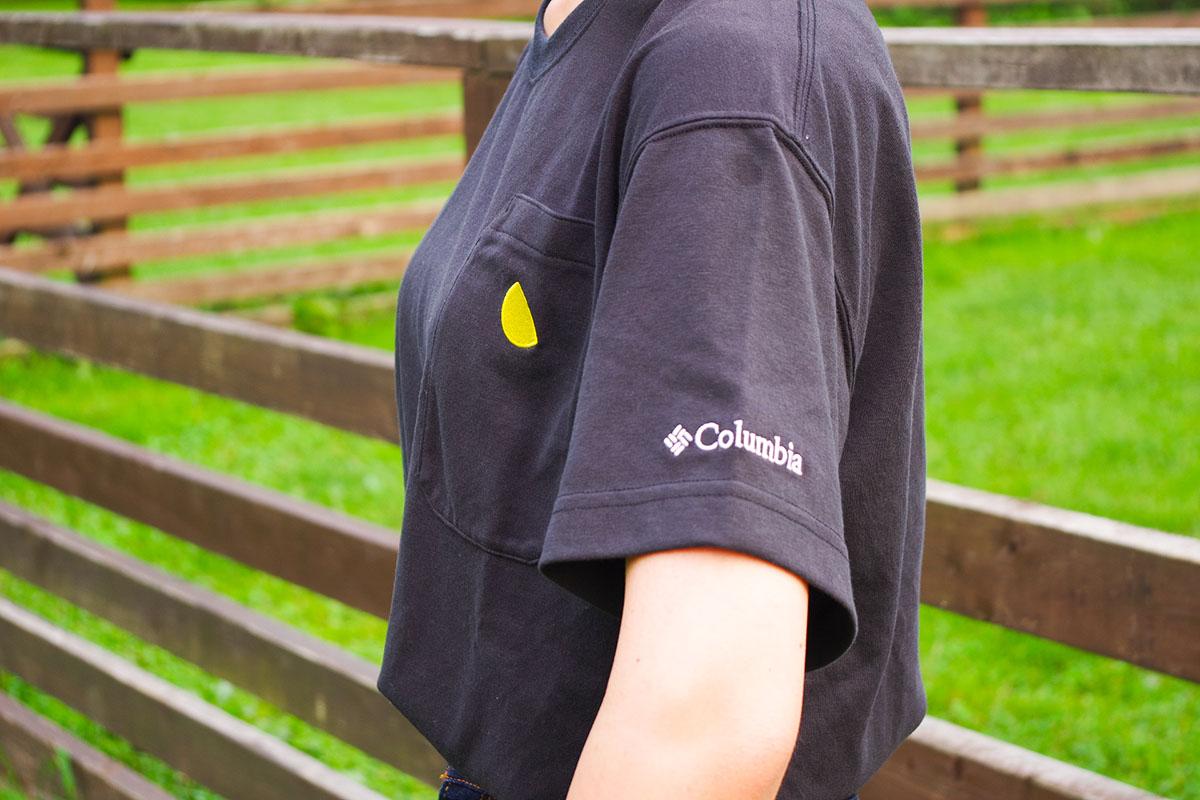 Columbia × よなよなエール Tシャツ
