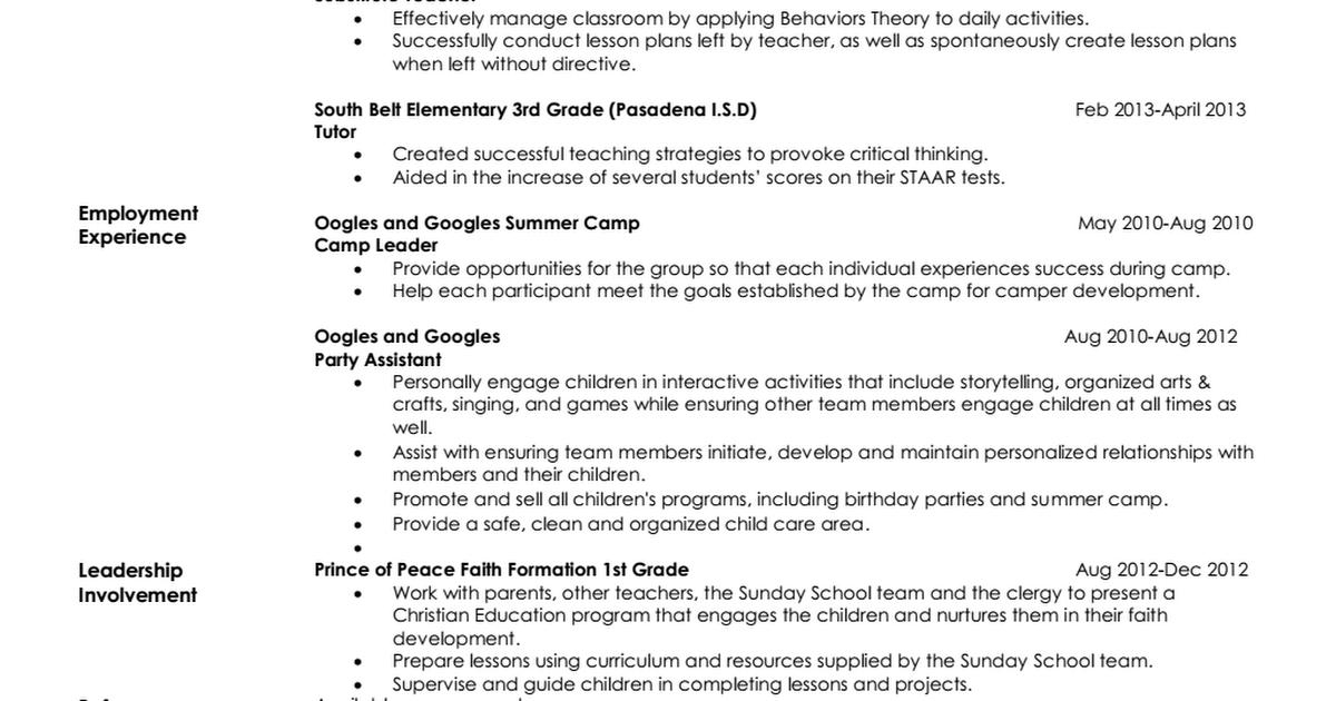 Laura Hernandez Resume pdf - Google Drive