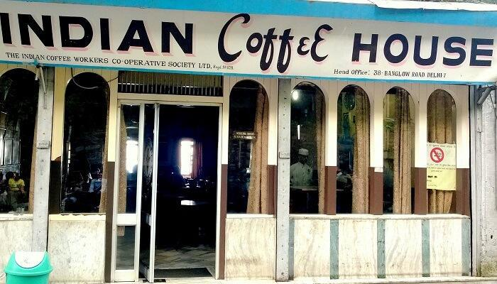 Indian Coffee House iyaatra holidays