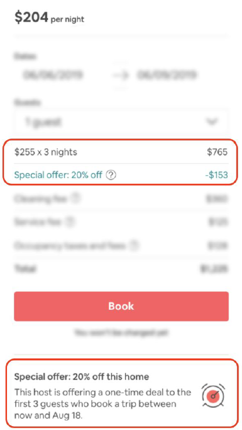 airbnb new hosting promotion