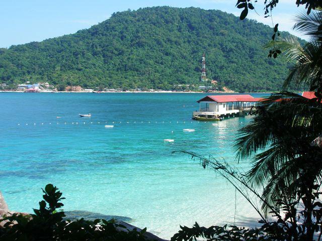 Pulau Perhentian Kecil, Terengganu.