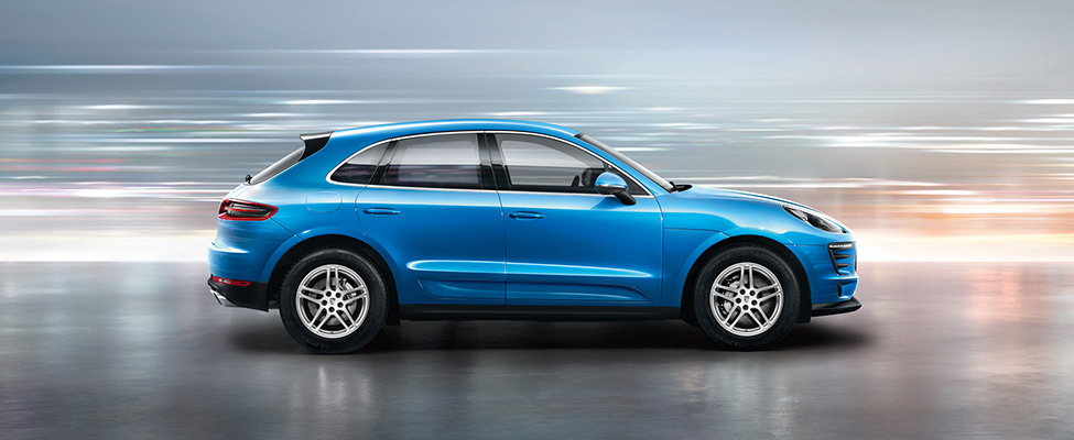 10 Things You Might Not Know About The Porsche Macan