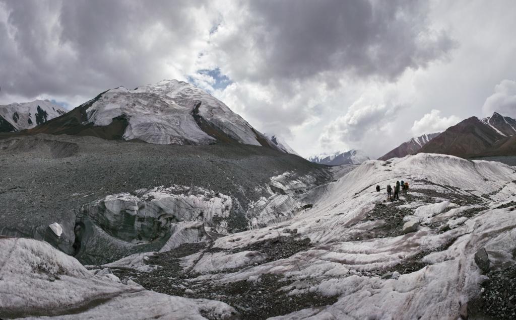 Отчет о горном походе по Заалайскому хребту