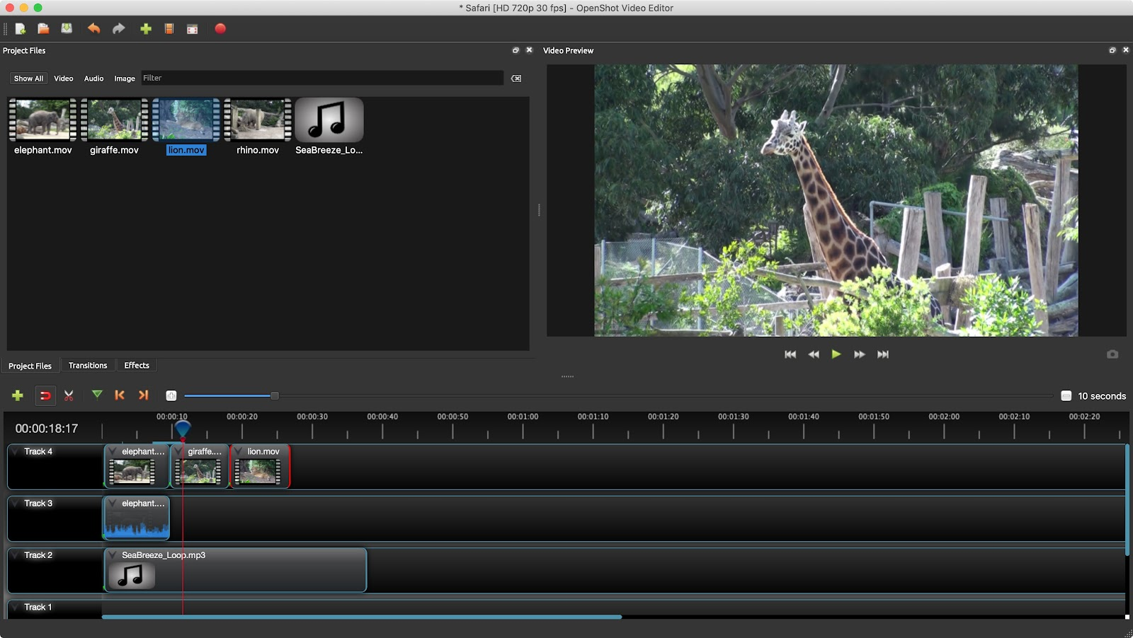 Aplikasi Video Editing