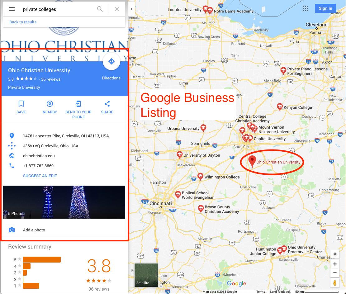 How to Publish a Free Virtual Campus Tour via Google Maps ...