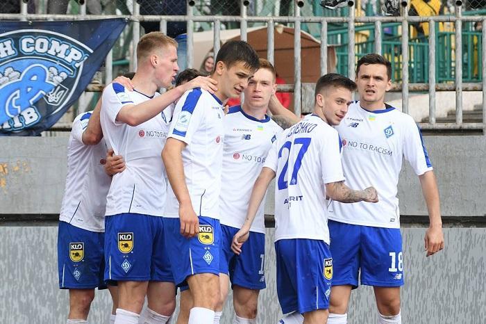 Динамо на выезде победило Мариуполь со счетом 1:0
