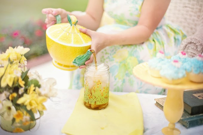 Refreshing Ideas for the Ultimate Summer Tea Party