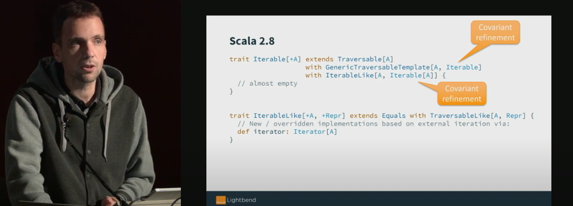 Library for Scala 2.13, Scala conference