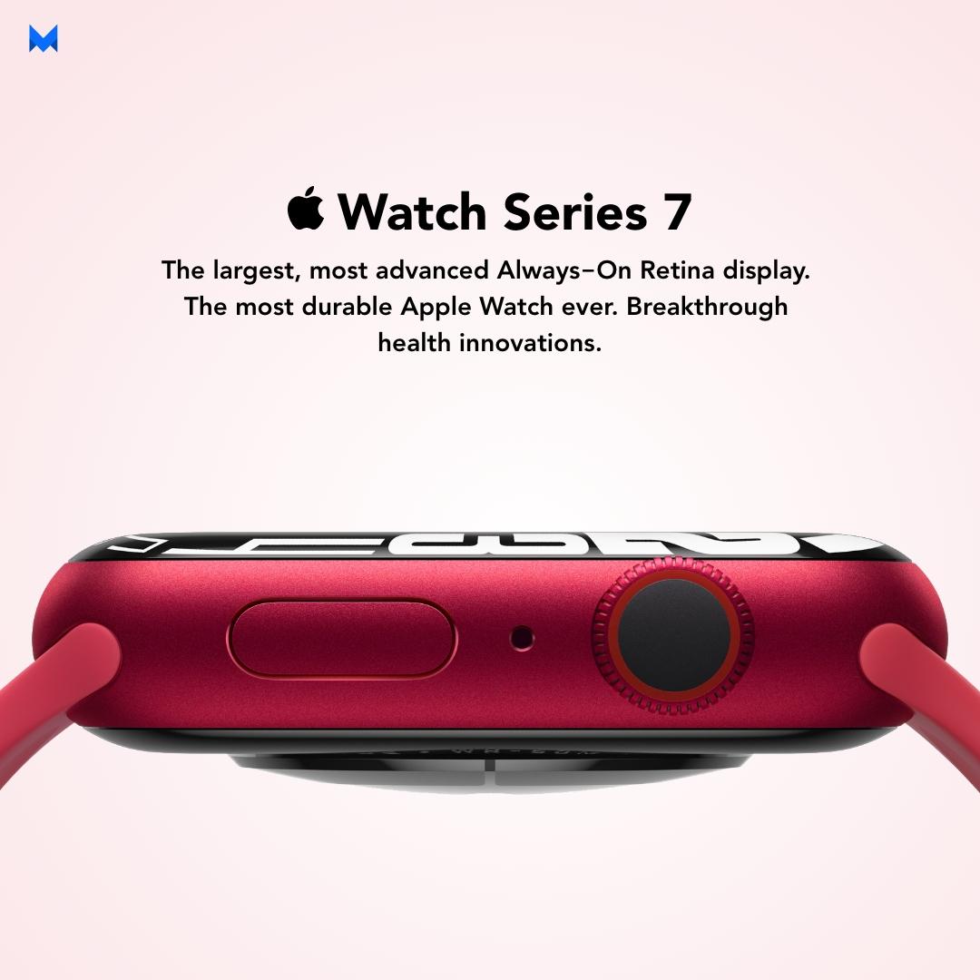 watch series 7 highlights