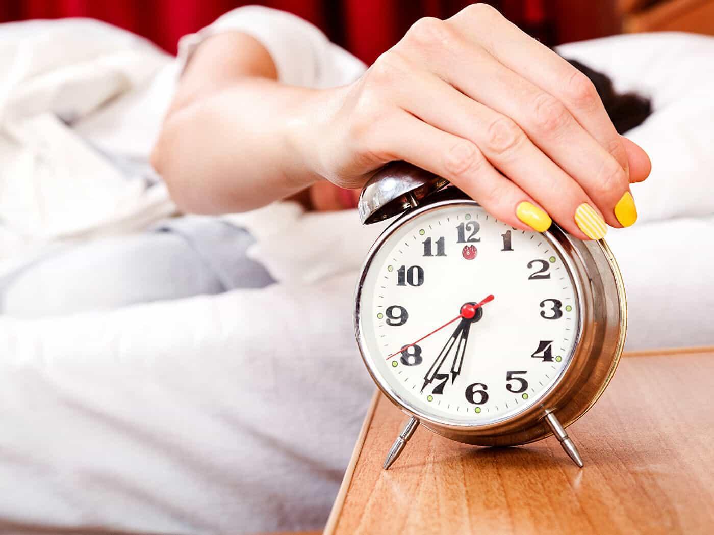 научиться вставать в 5 утра