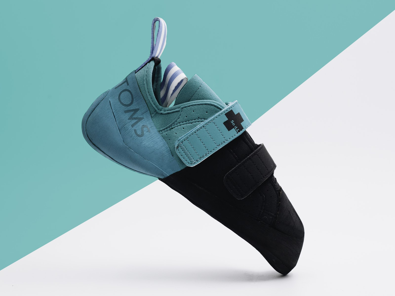 840267f867b TOMS and So iLL Create A Limited Edition Climbing Shoe Line