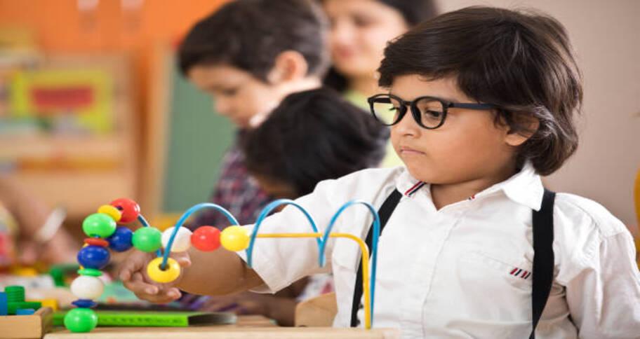 Enhance creativity through activities for kids